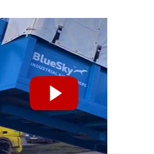 Mobile Dust Collector by BlueSky