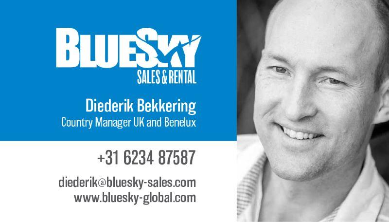 BlueSky Sales cards-Diederik