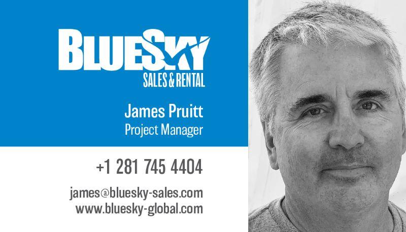 BlueSky Sales cards-James