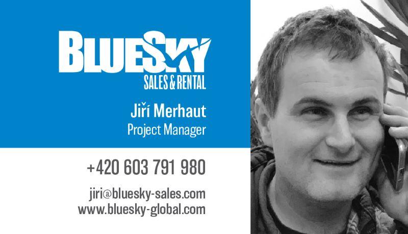 BlueSky Sales cards-Jiri