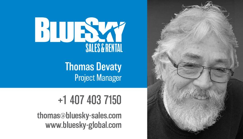 BlueSky Sales cards-Thomas