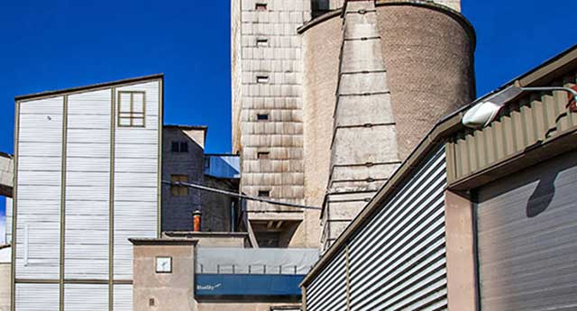 industrial dust collector Czechia