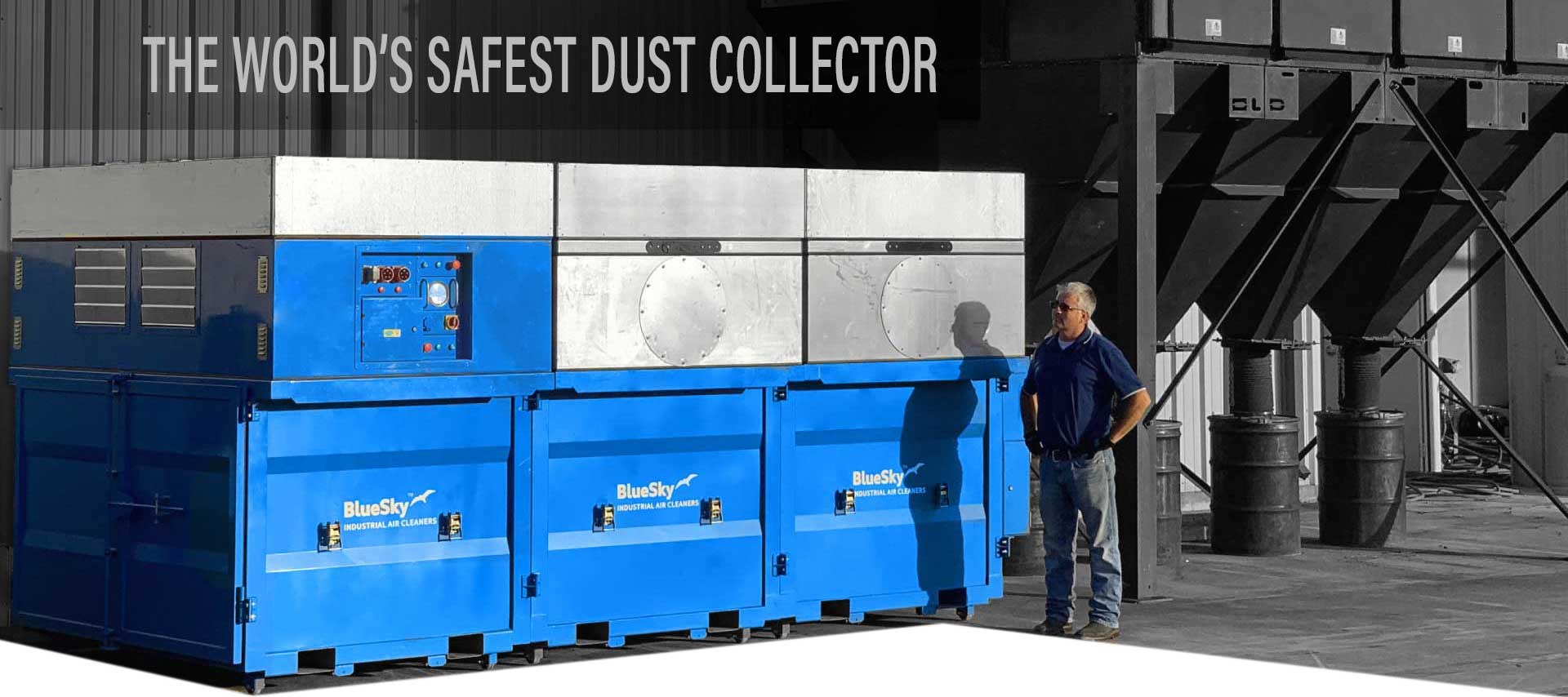 Mobile-dust-collector-for-permanent-installations